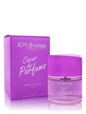 Cœur de Parfums 10th Avenue Karl Antony para Mujeres
