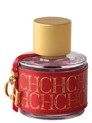 CH Red & Gold Carolina Herrera para Mujeres