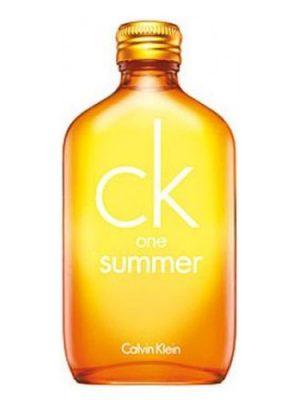 CK One Summer 2010 Calvin Klein para Hombres y Mujeres