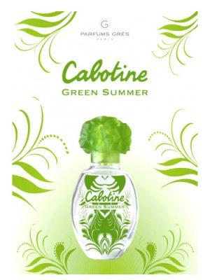 Cabotine Green Summer Gres para Mujeres