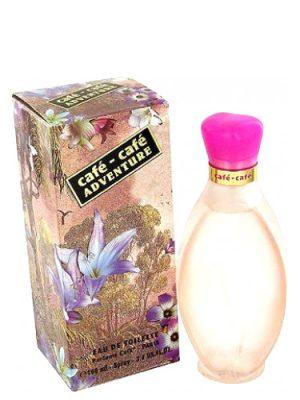 Cafe-Cafe Adventure Cafe Parfums para Hombres