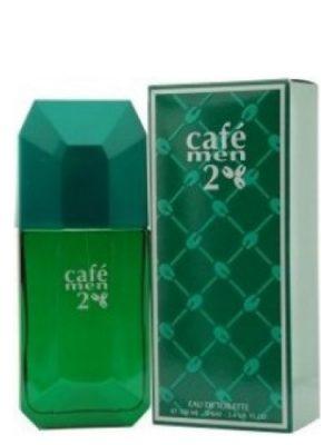 Cafe Men 2 Cafe Parfums para Hombres