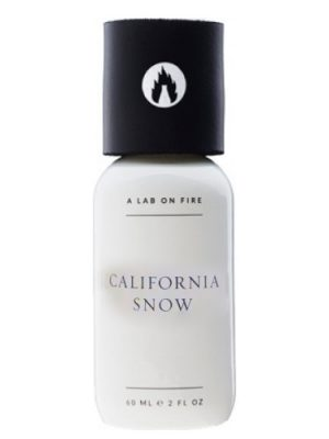 California Snow A Lab on Fire para Hombres y Mujeres