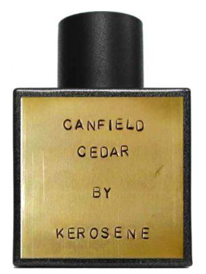 Canfield Cedar Kerosene para Hombres y Mujeres