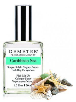 Caribbean Sea Demeter Fragrance para Hombres y Mujeres