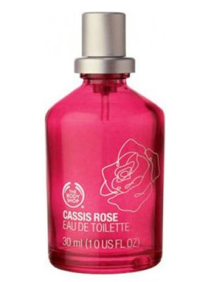 Cassis Rose The Body Shop para Mujeres
