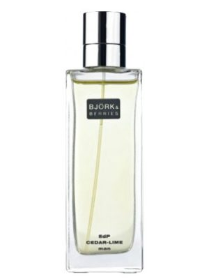Cedar Lime Bjork and Berries para Hombres