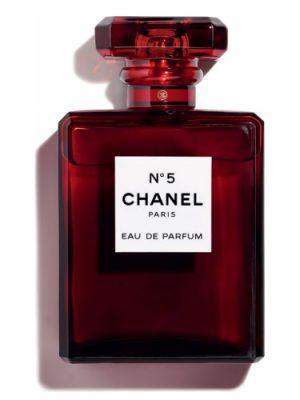 Chanel No 5 Eau de Parfum Red Edition Chanel para Mujeres