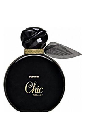 Chic In Black PanVel para Mujeres