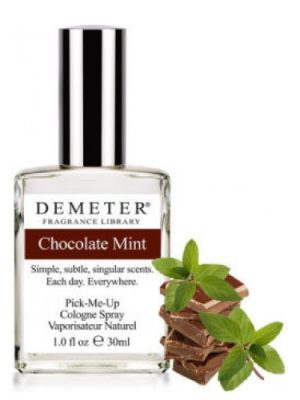 Chocolate Mint Demeter Fragrance para Hombres y Mujeres