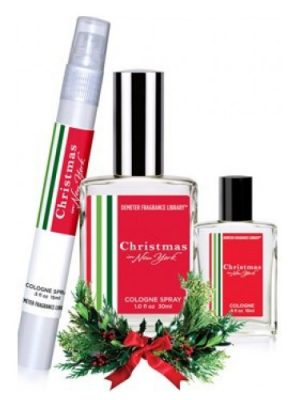 Christmas In New York Demeter Fragrance para Hombres y Mujeres