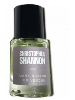 Christopher Shannon Verduu para Hombres y Mujeres