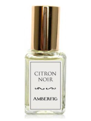 Citron Noir Amberfig para Hombres y Mujeres