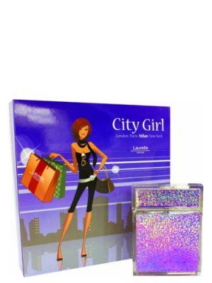 City Girl Milan Laurelle London para Mujeres