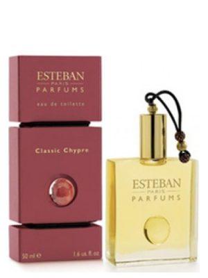 Classic Chypre Esteban para Mujeres