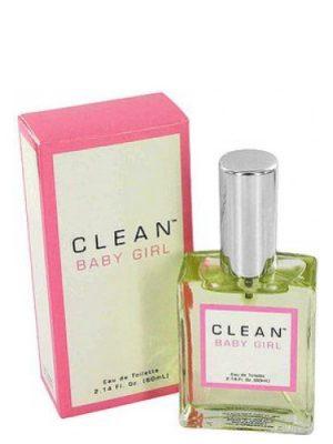 Clean Baby Girl Clean para Mujeres