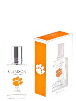 Clemson University Men Masik Collegiate Fragrances para Hombres