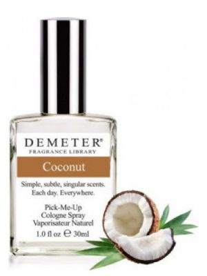 Coconut Demeter Fragrance para Mujeres