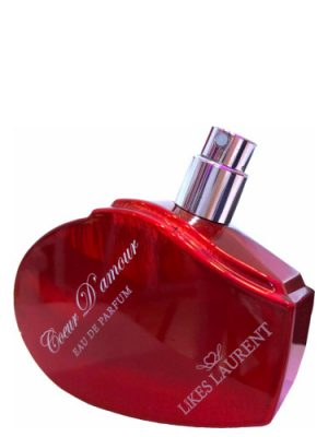 Coeur D'Amour Likes Laurent para Mujeres