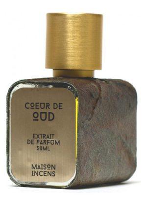 Coeur de Oud Maison Incens para Hombres y Mujeres