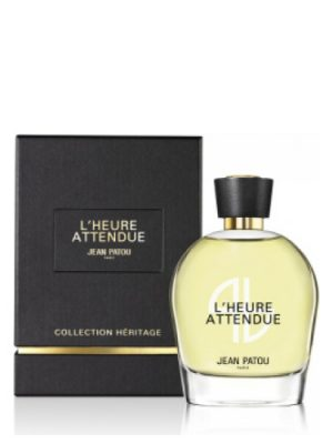 Collection Heritage L'Heure Attendue Jean Patou para Mujeres
