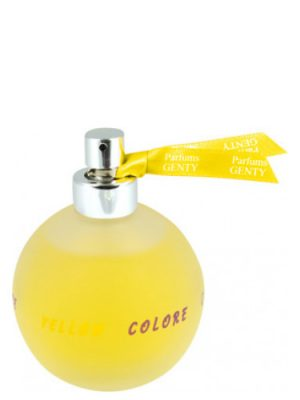 Colore Colore Yellow Parfums Genty para Mujeres