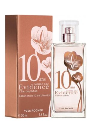 Comme Une Evidence 10 Ans Yves Rocher para Mujeres