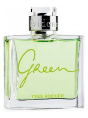 Comme Une Evidence Green for Men Yves Rocher para Hombres