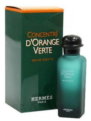 Concentre d'Orange Verte Hermès para Hombres y Mujeres