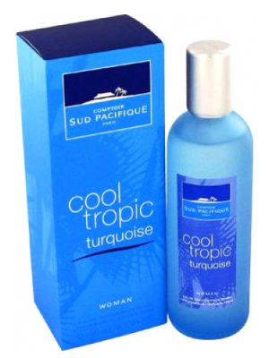 Cool Tropic Turqouise Comptoir Sud Pacifique para Mujeres