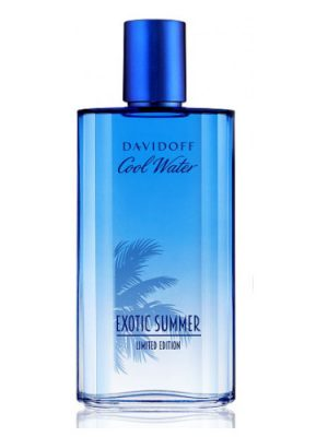 Cool Water Exotic Summer Davidoff para Hombres