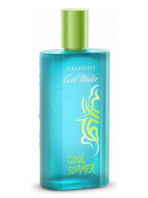 Cool Water Man Cool Summer Davidoff para Hombres