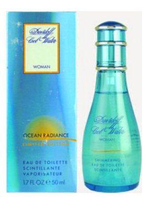 Cool Water Ocean Radiance Davidoff para Mujeres