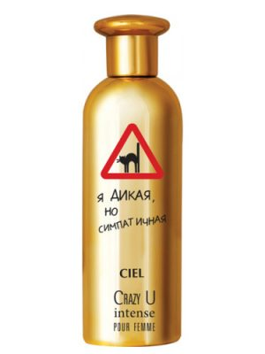 Crazy U Intense CIEL Parfum para Mujeres