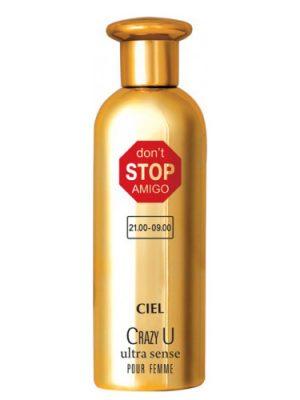 Crazy U Ultra Sense CIEL Parfum para Mujeres