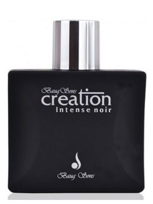 Creation Intense Noir Baug Sons para Hombres