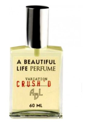 Crush'd A Beautiful Life Brands para Hombres y Mujeres