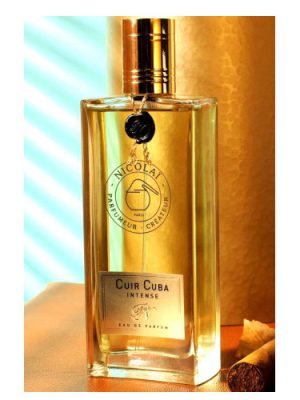 Cuir Cuba Intense Nicolai Parfumeur Createur para Hombres y Mujeres