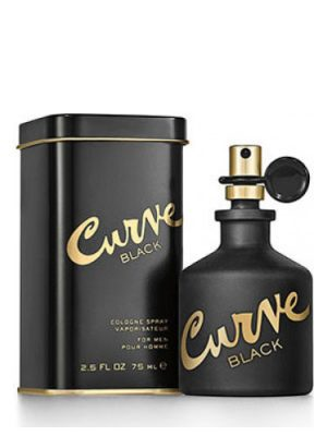 Curve Black Liz Claiborne para Hombres