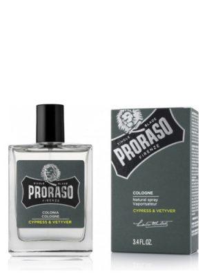 Cypress & Vetiver Proraso para Hombres