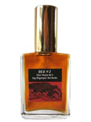 DEV #2: The Main Act Olympic Orchids Artisan Perfumes para Hombres y Mujeres
