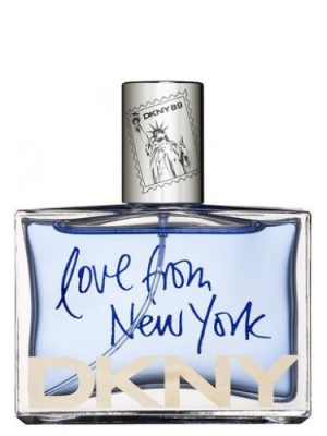 DKNY Love from New York for Men Donna Karan para Hombres