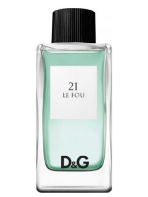 D&G Anthology Le Fou 21 Dolce&Gabbana para Hombres