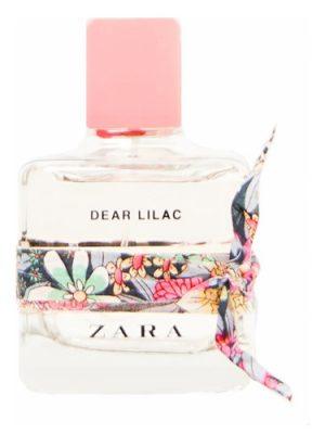 Dear Lilac Zara para Mujeres