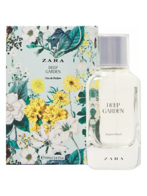 Deep Garden Zara para Mujeres