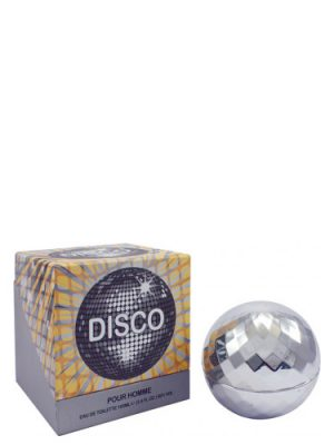 Disco Silver Laurelle London para Hombres