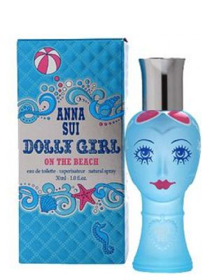 Dolly Girl On The Beach Anna Sui para Mujeres