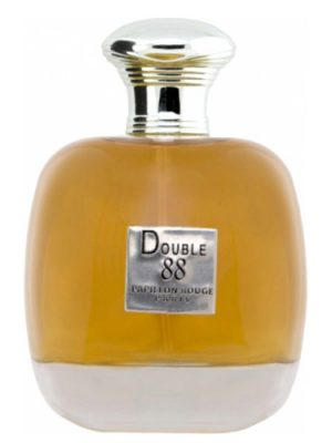 Double 88 Papillon Rouge para Hombres y Mujeres