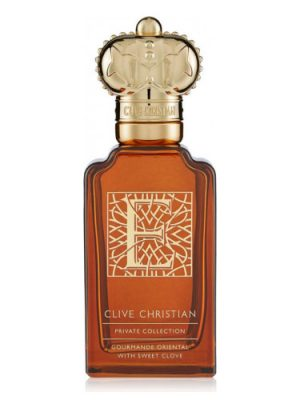 E for Men Gourmand Oriental With Sweet Clove Clive Christian para Hombres