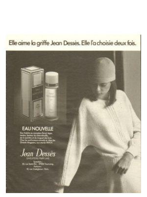 Eau Nouvelle Jean Dessès para Mujeres